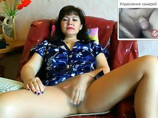Порно солидного возраста нежный пол из горячей пиздой